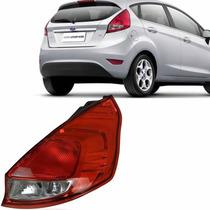 Lanterna Traseira New Fiesta Hatch 2013 2014 2015 Direita
