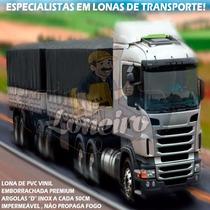 Lona Vinil Caminhão Preta Tipo Vinilona Emborrachada 12x6 Mt
