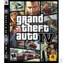 Gta 4 Grand Theft Auto Iv Ps3 Midia Fisica Lacrado