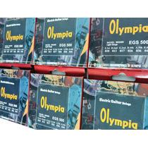 Cordas P/guitarra - 010 - Olympia - 03 Jogos - Promoção !!