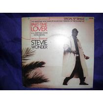 Compacto - Stevie Wonder - Part-time Lover - Shopp Center