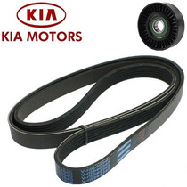 Kit Correia Alternador Kia Soul 1.6 16v
