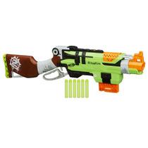 Nerf - Lançador Zombie Strike Slingfire - Hasbro
