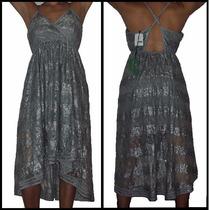 Vestido Mullet Renda Paetê Com Lantejoulas