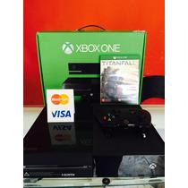 Xbox One + 2 Jogos