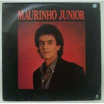 Lp Maurinho Junior - Menina Da Rua - 1988 - Rge