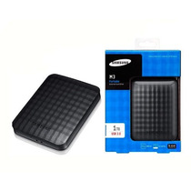 Hd Externo Portátil Samsung M3 1tb Usb 3.0 + Músicas