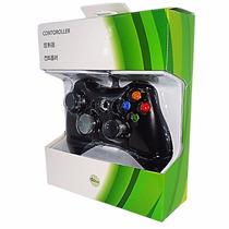 Controle 360 Xbox Vídeo Game Com Fio Pronta Entrega
