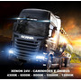Kit Xenon H3 8.000k 24 Volts Ônibus E Caminhões Promoção