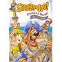 Dvd Scooby - Doo Piratas A Bordo! - O Filme (semi Novo)