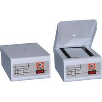 Estufa Esterilizador De Alicates Manicure Hot Kiln Hk07