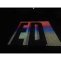 Pista De Led -pista De Dança Em Led - 3x3mt