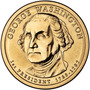 Estados Unidos - 1 Dolar - 2.007 - Letra D - Washington F12