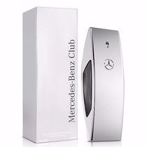 Perfume Mercedes - Benz Club For Men 100 Ml - Original