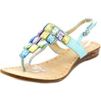 Gc Shoes Ricci Mulheres Dedo Do Pé Aberto Synthetic Slingba