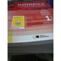Matemática Ciência E Aplicações -ensino Médio -vol.1-c1