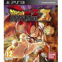 Dragon Ball The Battle Of Z Ps3 Cod Psn Envio Imediato