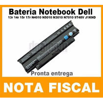 Bateria Notebook Dell Inspiron N4010d-158 N4010d-248 N4050