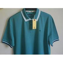 Camisa Polo Fórum Masculina Verde Nova Coleção - Linda Tm Gg
