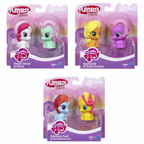 Playskool My Little Pony C/ 2 - B1910 Hasbro