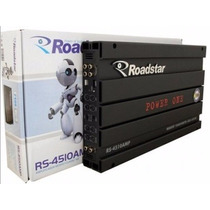 Módulo Amplificador Roadstar Rs-4510 Power One 4ch 2400w