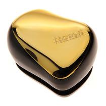 Escova Tipo Tangle Teezer Compact Styler Gold Rush