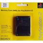Memory Card 8 Gb - Original Sony - Ps2