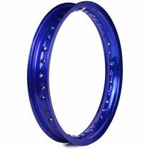 Aro Moto Alumínio 17 X 2.15 Nxr 150 Bros Ks Es Esd Azul