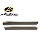 Calha De Chuva Acrilica C/ Friso De Aluminio Passat Ate 89