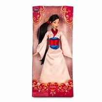 Boneca Mulan - Princesa Disney - Classic Barbie