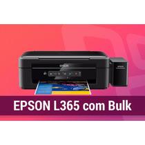 Impressora Sublimática A4 L365 Com Tanque De Tinta
