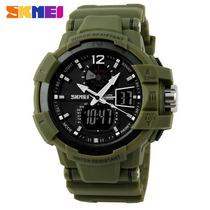 Relógio Masculino Tipo Cassio G Shock Militar A Prova D