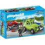 Playmobil Limpeza De Jardins