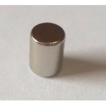 Super Ima Neodímio - 200 Peças - Ø3mm X 4mm - Pastilha