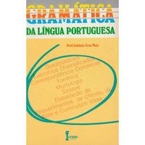 Livro Gramática Da Língua Portuguesa Prof Antonio Cruz Neto