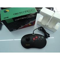 Controle Arcade Para Neo Geo Original Snk - Com Caixa