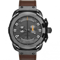 Relogio Diesel Dzs0001 Limited Edition Chronograph Original