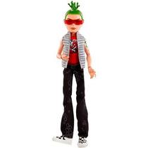 Boneco Monster High Deuce Olhar Assustador Mattel Bdd93 5271