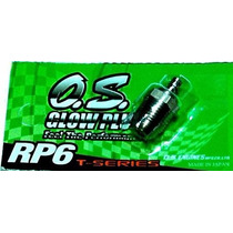 Vela O.s. Glow Plug Rp6 Turbo Medium On-road 1642060