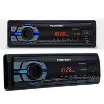 Radio Mp3 Player Automotivo Positron Sp2210ub Usb Sd Fm P2