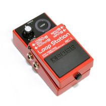 Pedal Looping Station Rc-1 Boss P/ Guitarra|violão