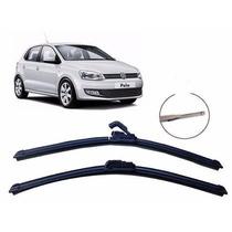 Palheta Limpador Para-brisa Slim Polo Sedan Gti Bluemotion