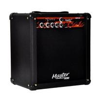 Amplificador Cubo De Guitarra Master Gui 1.10 30 Watts