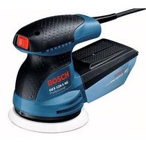 Lixadeira Excêntrica Bosch Gex125-1 Ae 220v Maquifer