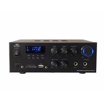 Amplificador Stereo Sumay Sm-ap204 Som Ambiente - Usb -