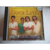 *cd - Coleção Obras Prima - Boca Livre - Rock Pop Nacional
