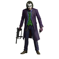 Joker Neca Batman The Dark Knight Coringa 1/4 Escala 46 Cm