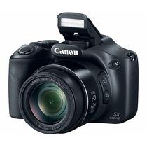 Maquina Fotográfica Semi Profissional Cânon Poweshot Sx520