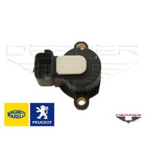Sensor Tps Posiçao Borboleta Peugeot 206 1.4 8v Ca0077265c