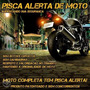 Pisca Alerta Moto Xre Cb 300 500 Hornet Xj Bandit Cg Comet